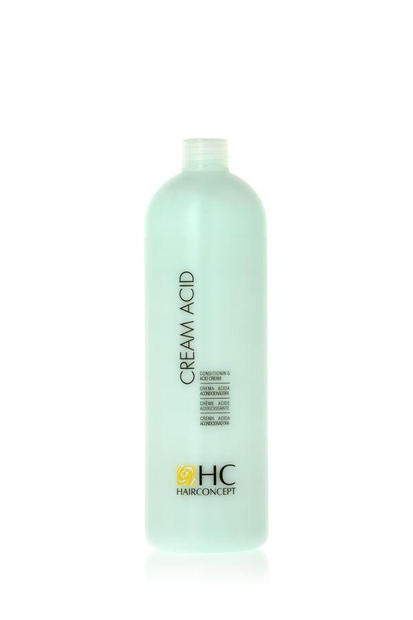 Cream Acid 1L (Crema suavizante de PH Ácido)