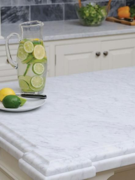 110 best images about countertops on pinterest black for How to care for carrara marble countertops