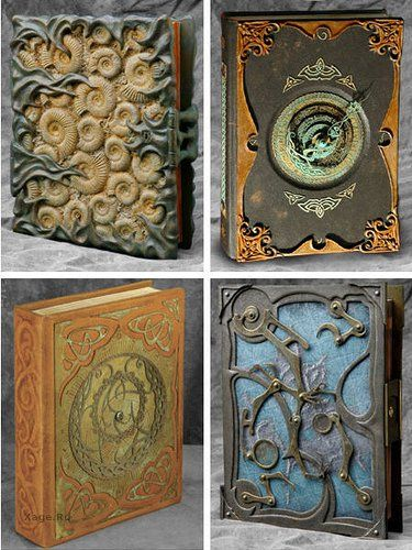 Чудо- дизайн книг !!