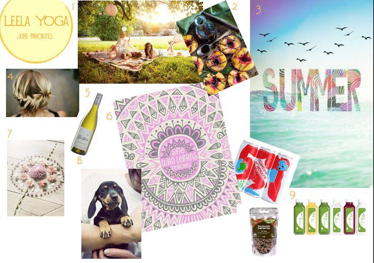 June Favorites!