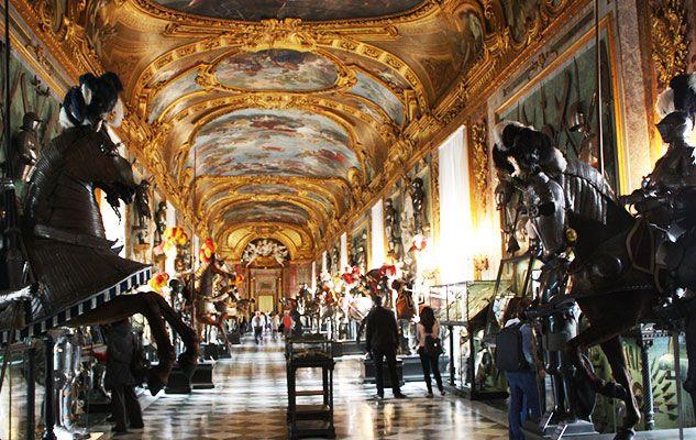 L'Armeria Reale: il museo di Armi e Armature di Torino