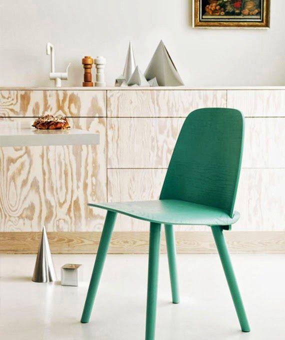 móveis de compensado - ideia de material de construção - tipos de madeira compensada - feito em casa - móvel resistente
