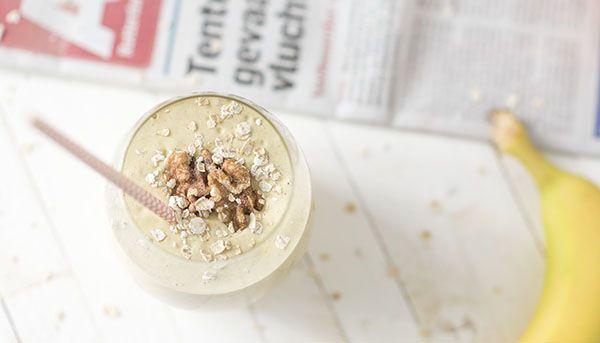 Drinkontbijt zelf maken of drinkontbijt uit pak? Onze voorkeur gaat uit naar het zelf maken. Met dit lekkere recept zet je binnen 5 minuten een heerlijke ..
