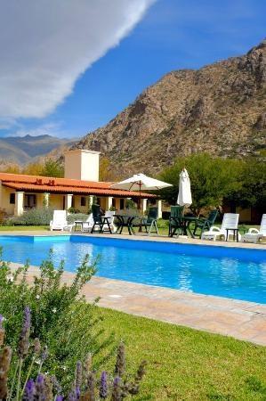 Viñas de Cafayate, Wine Resort - Cafayate, Salta - Stayed there twice, always wonderful