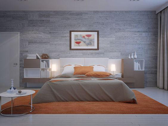 10 Best And Modern Bedroom Decorating For Your Cozy: Best 25+ Orange Rugs Ideas On Pinterest