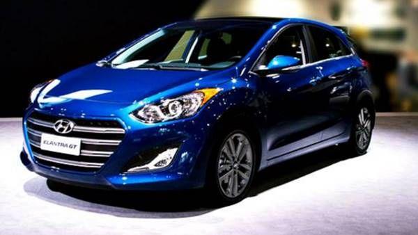 2017 Hyundai Elantra GT Redesign Years