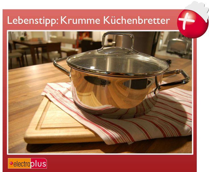 Unser Lebenstipp aus Dezember 2013: Krumme Küchenbretter