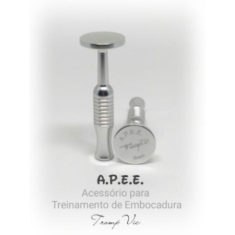A.P.E.E. BRASS Acessório para exercitar Embocadura