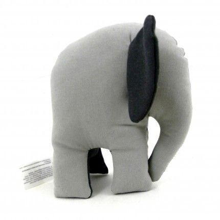 Gray Elephant of Small Size often pursues his favourite occupation – looking through the window. :) #elephant  #handmade #gift €12,30