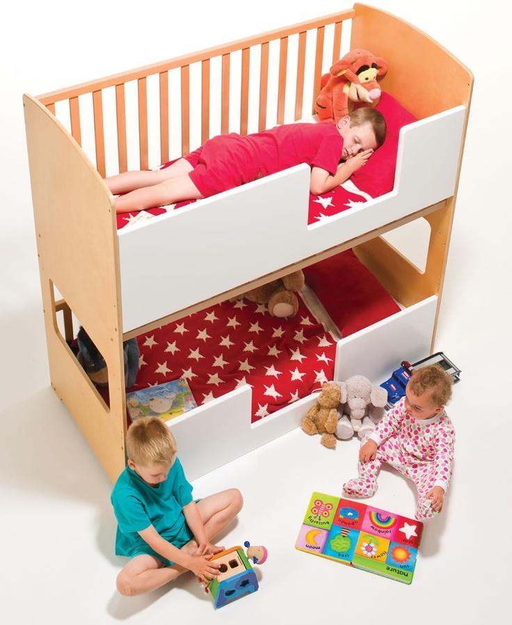 convertible bunk bed. Black Bedroom Furniture Sets. Home Design Ideas