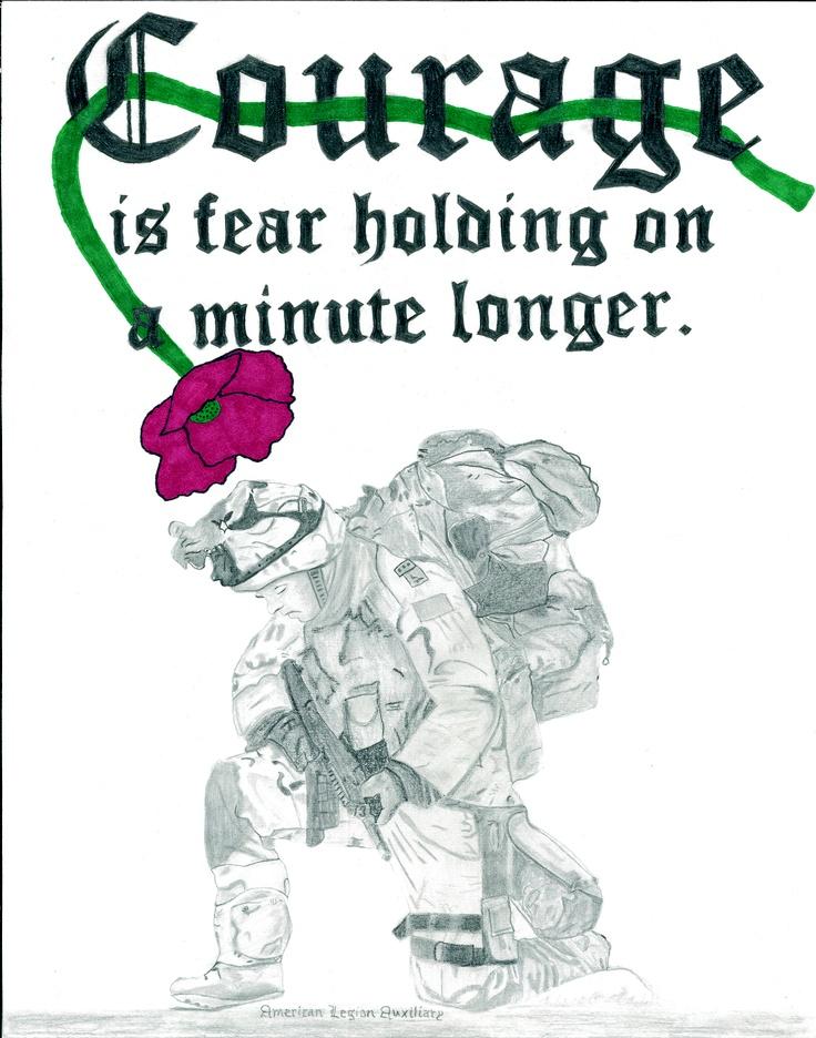 Poppy Poster Winners 2011 2012 | American Legion Auxiliary