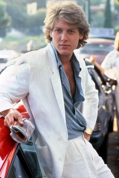 That moment when you realize James Spader from the Blacklist is Steff from Pretty in Pink. WOW
