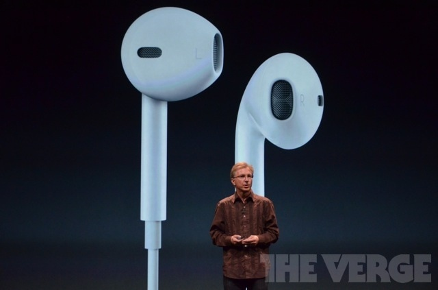 Apple unveils 'EarPods' headphones, available today for $29   The Verge