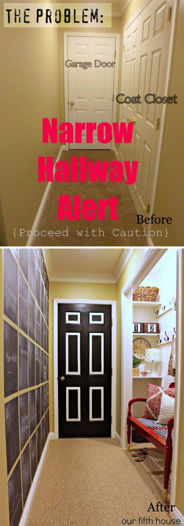 narrow hallway lighting ideas. 30 amazing entryway makeover ideas and tutorials narrow hallway lighting