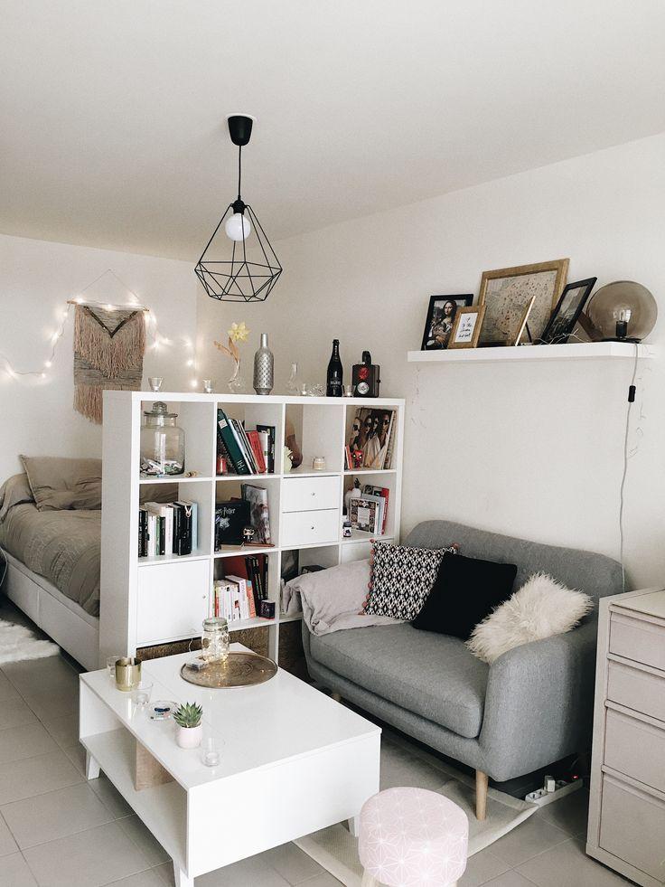 Idea Deco, um ein Studio von 30m2 zu entwickeln, i…