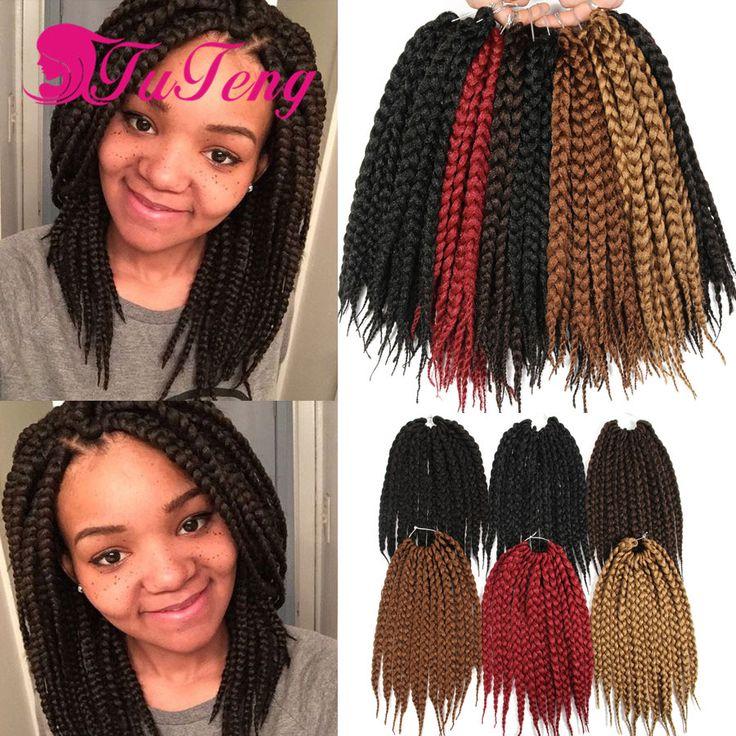Pole Crotchet Warkocze Włosy Rozszerzenia 12 korzenie/opakowanie pole Xpression Oplatania Włosy Syntetyczne plecionki skręt włosów warkocze szydełku