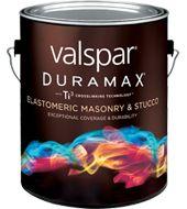 Valspar Duramax Elastomeric Exterior Masonary and Stucco Paint