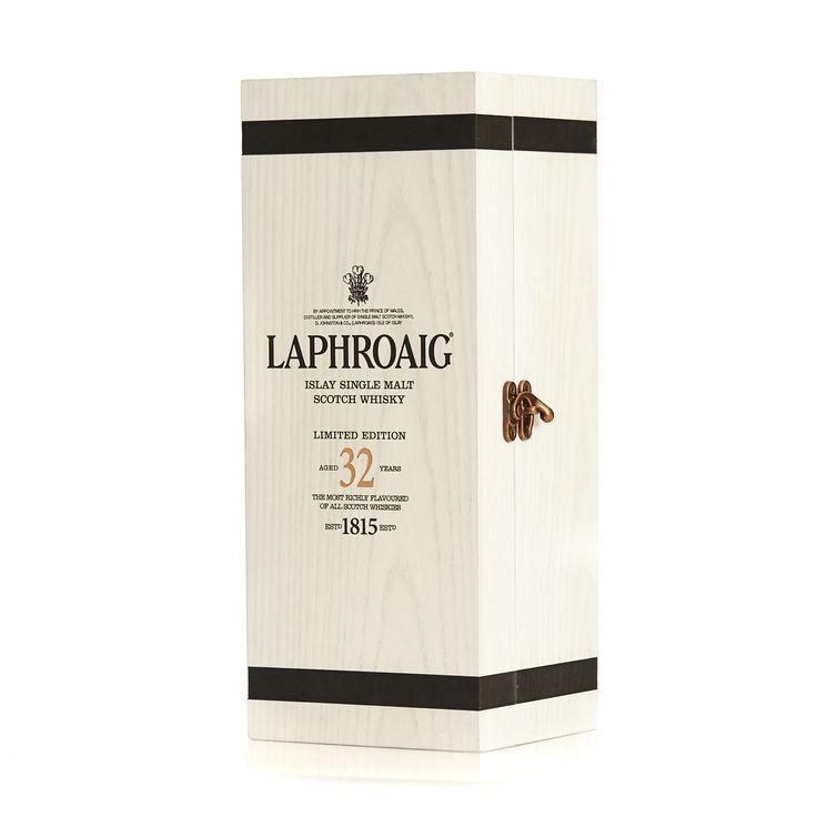 Laphroaig 32yo   IPL   Accept Only the Exceptional
