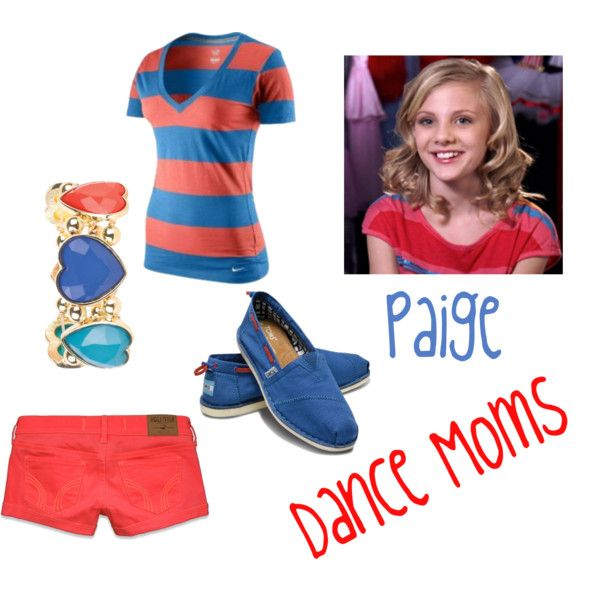 """""""Dance Moms- Paige's Casual Outfit"""" by ashley-chic on Polyvore"""