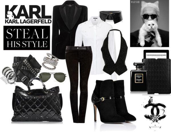Karl lagerfeld dating