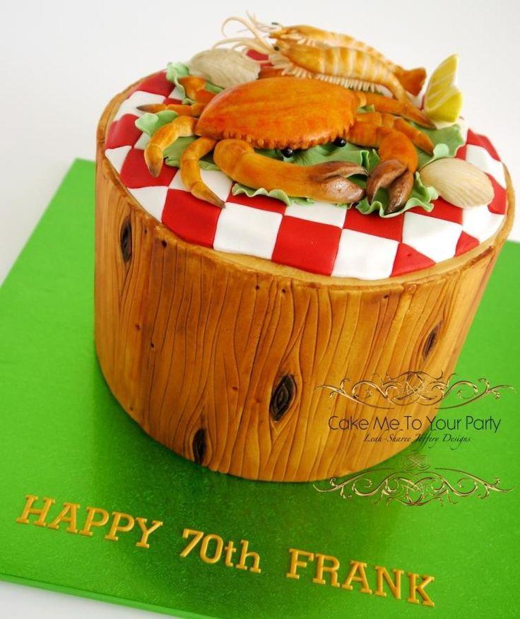 Salmon Birthday Cake: 134 Best Ratatouille Torta Images On Pinterest