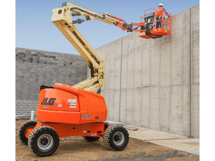 Jlg 450aj diesel cherry picker in 2020 aerial lift