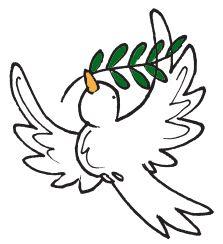 Día Internacional de la Paz - Les compartimos este poema de Silvia Beatriz Zurdo que salió publicado originalmente en Maestra de Segundo Ciclo Nº 140 de Argentina. -