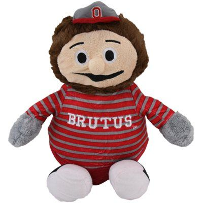 Ohio State Buckeyes Reverse-A-Pal Football Plush Toy #Fanatics
