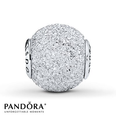 Pandora Wisdom Charm Sterling Silver I love this simple and oh so glittery charm!!! **added to wishlist**