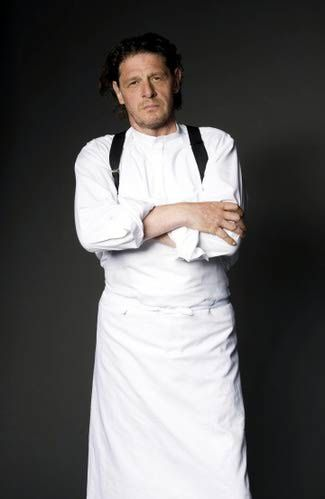 Marco Pierre White - has always been one of my favourites!