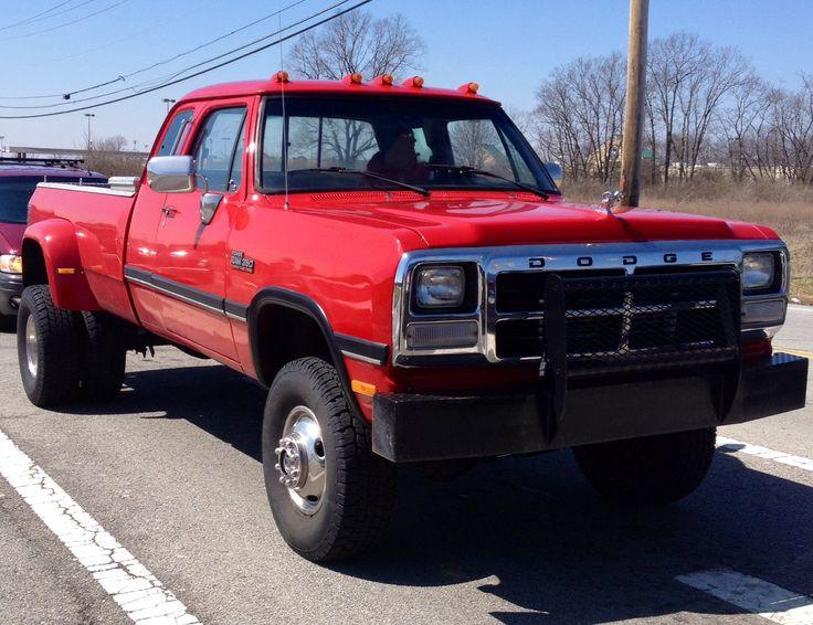 92 Dodge Cummins Turbo Diesel*