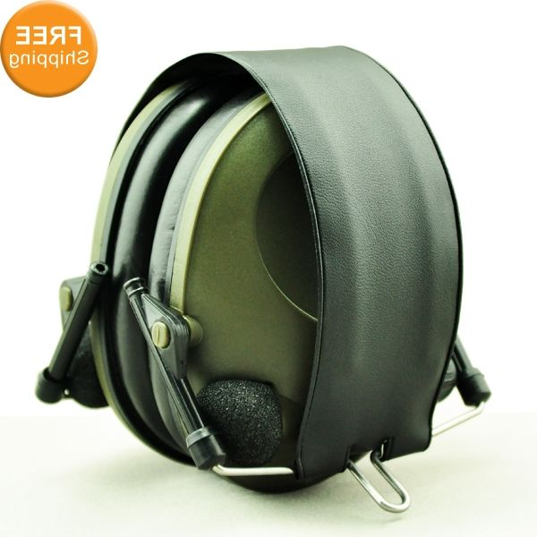 36.86$ (Buy here - https://alitems.com/g/1e8d114494b01f4c715516525dc3e8/?i=5&ulp=https%3A%2F%2Fwww.aliexpress.com%2Fitem%2FAnti-noise-Impact-Sport-hunting-Electronic-Earmuff-Shooting-Ear-Protection-Tactical-Hearing-Protector-Earmuffs-free-shipping%2F802170602.html) Anti-noise Sport hunting Electronic Earmuff Shooting Ear Protection Tactical Hearing Protector Earmuffs headphone free shipping