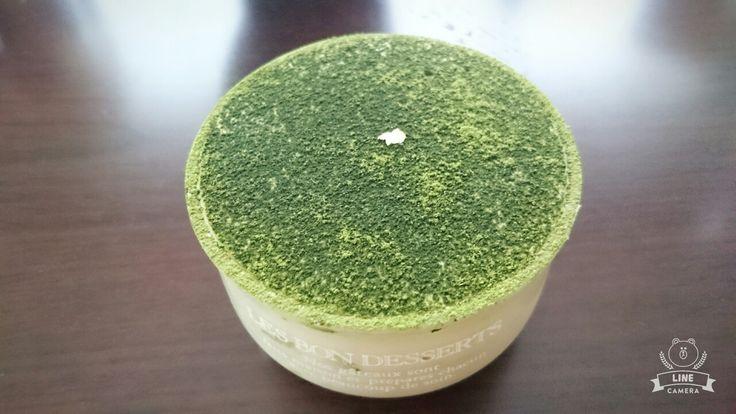 抹茶ティラミス 菓匠Shimizu