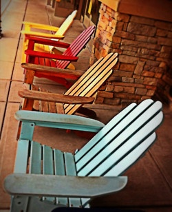L.L.Bean Adirondack Chairs