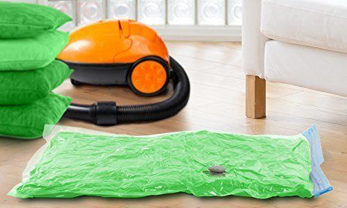 £1.00 (80% Off) on LootHoot.com - Sonia Household Solutions - 4 Pack - Vacuum Storage Bags - 50cm x 70cm - Medium Bags,…
