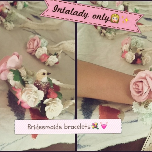 For bridesmaidsHandmade Products, Bridesmaid