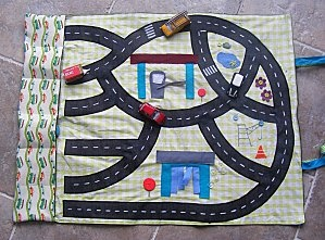 Circuit voiture nomade