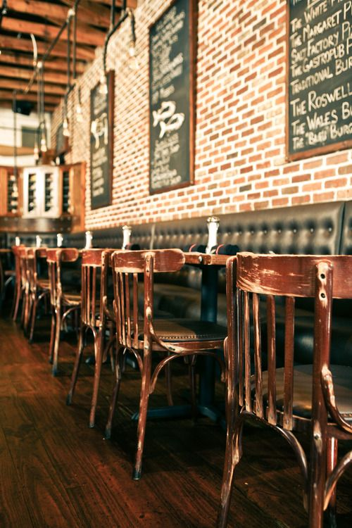 The Salt Factory Pub Set to Open in Alpharetta - It's finally happening! The former Tifosi Gastropub at 102 South Main Street in Alpharetta will be opening October 14 as a second The Salt Factory Pub location.