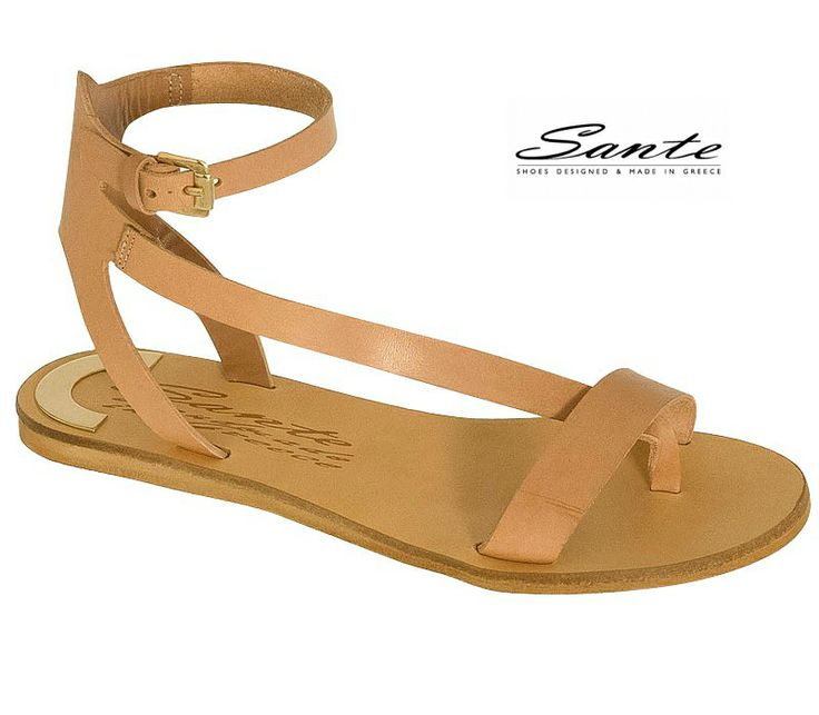 Sante Sandals Flat Spring/Summer 2014 Collection. Discover it on: www.santeshoes.gr