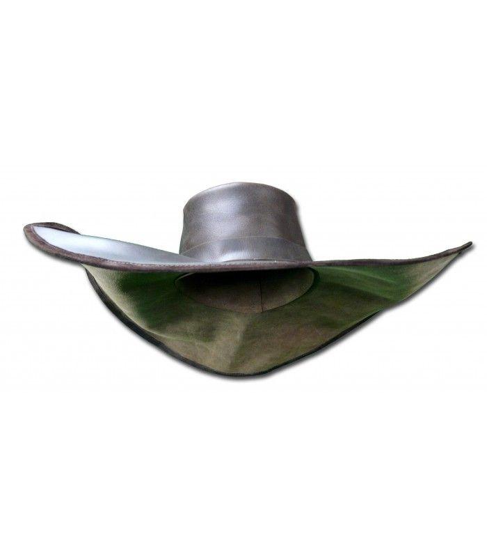 Sombrero ala ancha siglo de oro