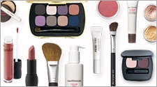 Bare minerals; I absolutely love the stuff!!