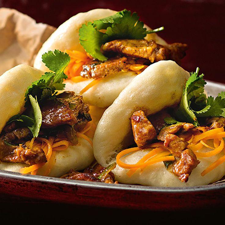 How to make delicious Bao Buns #BaoBuns