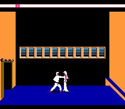 Karateka (NES)