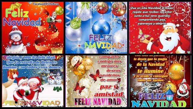 🎯Tarjetitas: Feliz Navidad - Hermosas Tarjetas y postales gifs ...