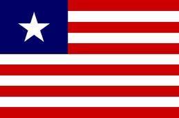 Liberia Flag