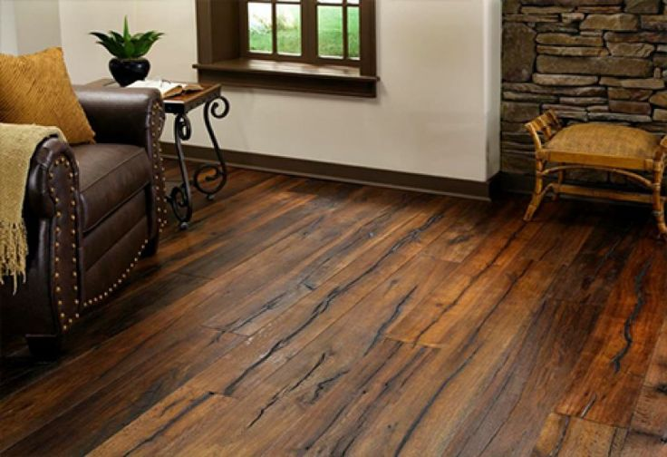 Inspiring Traditional Reclaimed Wood Floor Tiles Design Ideas 29