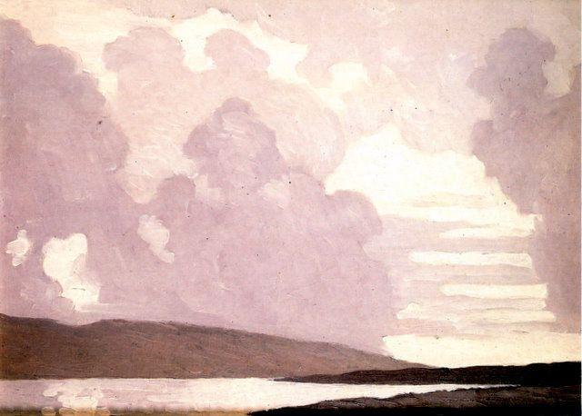 Paul Henry, Lough Corrib.