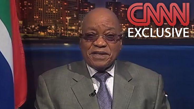Jacob Zuma Resigns | CNN Full Interview