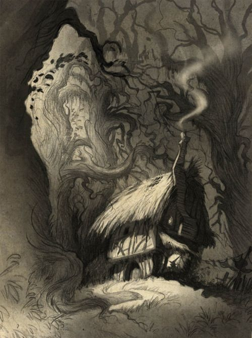 Fairy Tale Illustration House