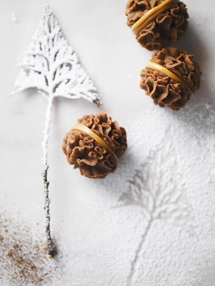 Christmas recipe EARL GREY CHOCOLATE BONBONS